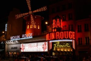 Moulin Rouge by avatare