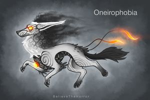 [CLOSED] Adopt Auction : Oneirophobia by BelieveTheHorror