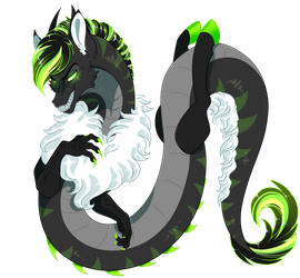 [COMMISSION ]Discord x Monster Energy by gigason