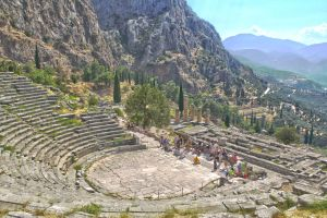 Delphi (theatre) by wayleri