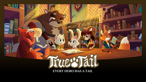 True Tail: Wallpaper 07 by SkynamicStudios
