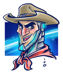 Lt. Colonel Bluegrass by petipoa