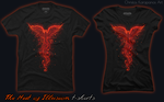 The Heat of Illusion tshirt by amorphisss