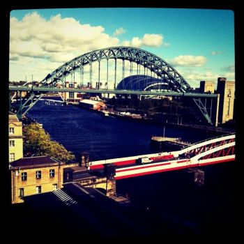 I Heart Newcastle by Nitr0glycerin