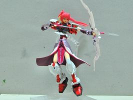 Signum Astray Red Frame WIP by JaWzY83
