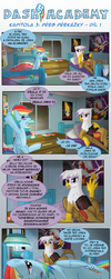 Dash Academy - Chapter 3 (Part 1) by Daralydk