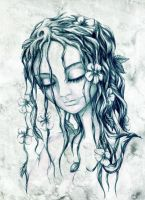 Ophelia by RaetElgnis
