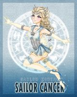 Sailor Zodiac Cancer by pinkaphrodite