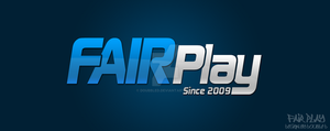 Fair Play logotype by DoubbleD