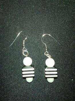 My First Pair of Earrings for Mother by Electribird