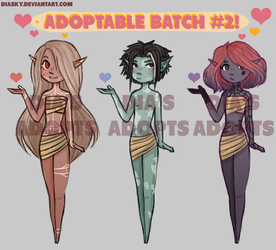 [CLOSED] Elf Adoptables - #2 by Diasky
