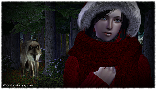Little Red Riding Hood by CSItaly