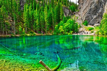 Grassi Lake 2 by thefantasticone21
