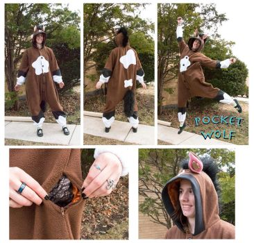 Dodge Horse Kigurumi by PocketWolfCollection