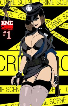 KMC Comics issue 1 by TheBoo