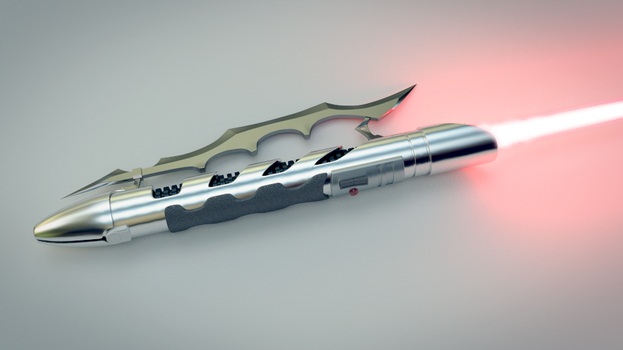 Sith Lightsaber Cycles Edition by billymcguffin
