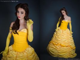 Bella: Tale as old as time by Benny-Lee