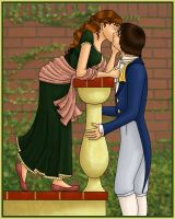 Good Morning, Mr. Darcy by Whisperwings