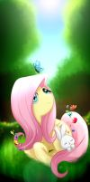 . Flutterwonder . by Ares0Silvers