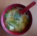 768 - miso soup by WolfC-Stock