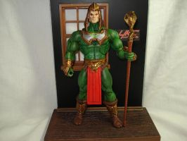 motuc custom King Hss by hunterknightcustoms