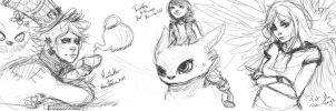 Request: sKETCHES6 by Mallaria