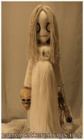 Creepy Ghost Doll Giveaway by Zosomoto