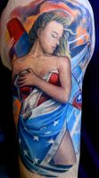 Shue Tattoo by TodoArtist