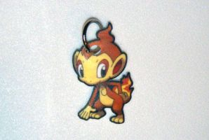 Pokemon Chimchar Charm by starprints