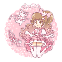 .~Cure Pink~. by ThePinkMarioPrincess