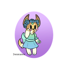 Smol Seraphina by PaisleyPerson