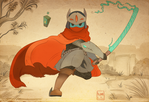 Hyper Light Drifter by pridark