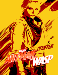 August Avengers #20.7 - Antman and the Wasp (2018) by JMK-Prime