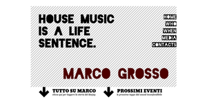 Marco Grosso dj Mockup by lysergicstudio