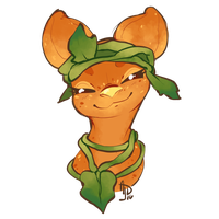 Bust: Spice Pillowing by CloverCoin