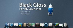 Black Gloss for RK Launcher by thepm34