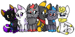 The Lunar Squad by Luckoon