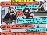 dishonored, doodles 37 by Ayej