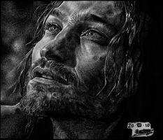 Andy Whitfield -SPARTACUS 1- by ladarkfemme