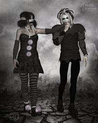 Apocalyptic Adoration by RavenMoonDesigns
