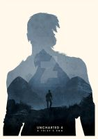 Uncharted 4 by ryanswannick