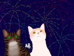 Happy New Year! (Version 2.0) by anahbois