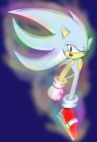 Hyper Sonic by footman