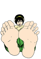Toph by Murati2882 by neverb4