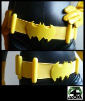 Batgirl Belt by 4thWallDesign