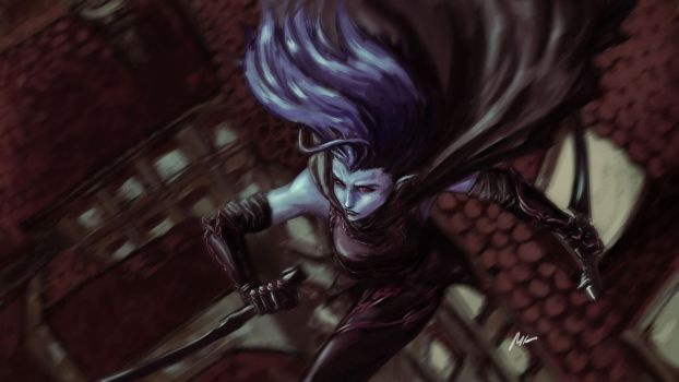rogue by themimig