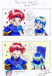 Roy's new wife -APH- by Bluecat16