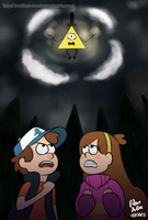 Gravity Falls by witch-girl-pilar