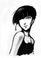 random character sketch? by gts