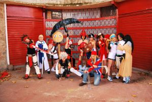 cosplay guilty gear by BlazeHikari